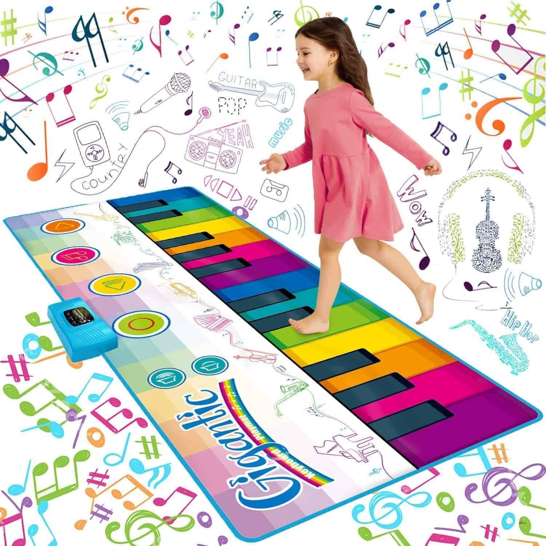 Small Product image of Joyin Toy 71 Gigantic Keyboard Playmat Piano