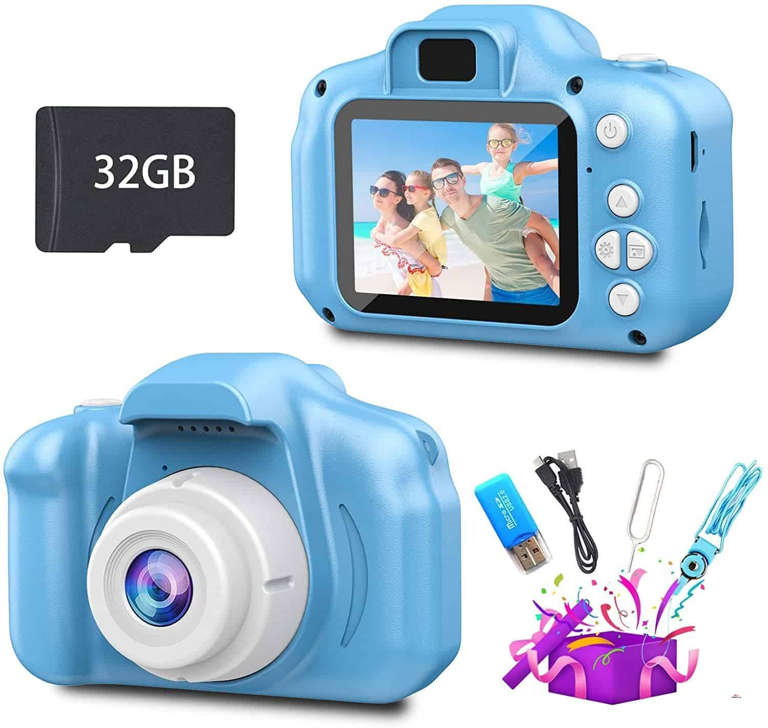 Small product image of ShinePick Childrens Digital Camera