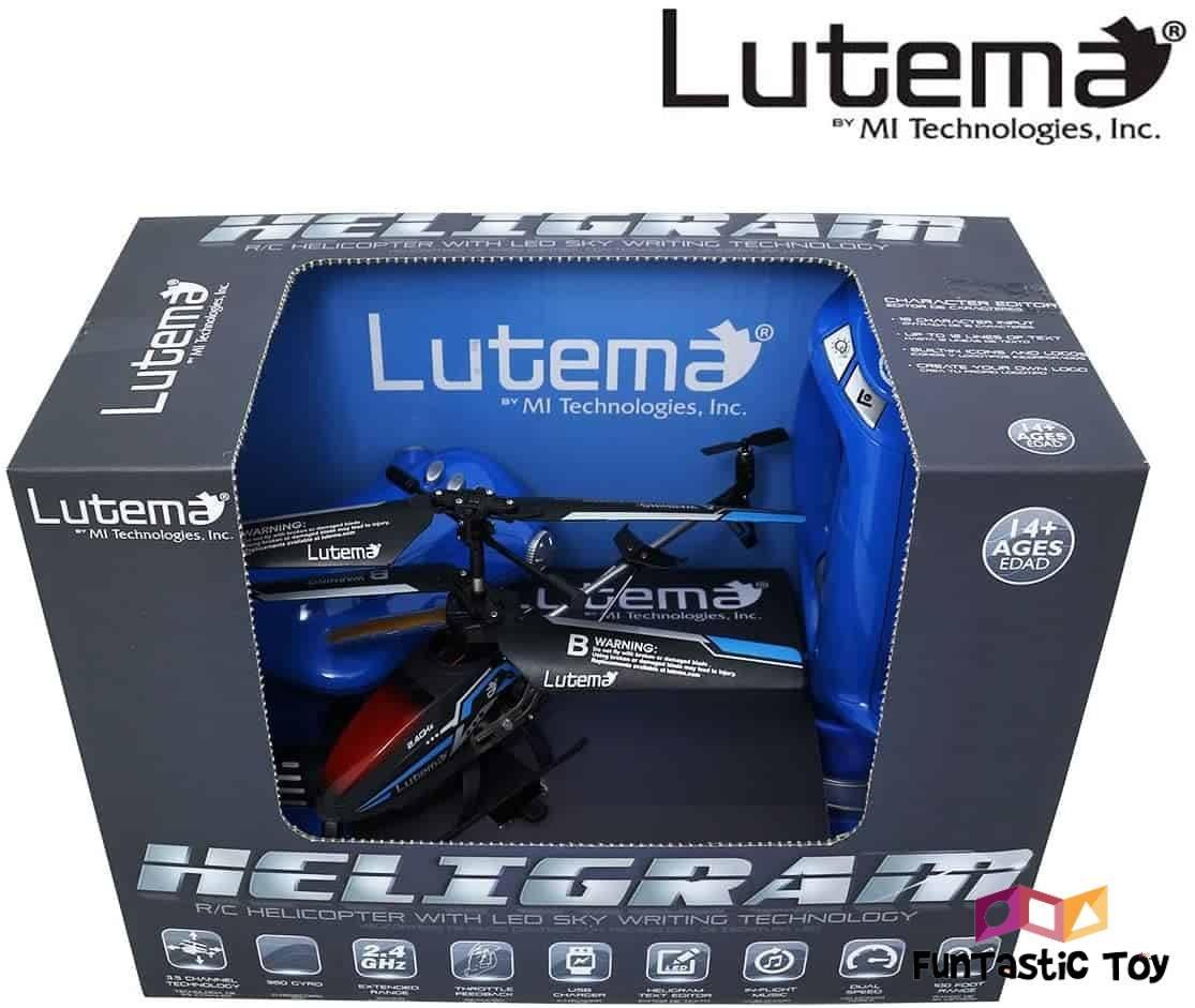 Product image of Lutema 2.4GHz Heligram Flight