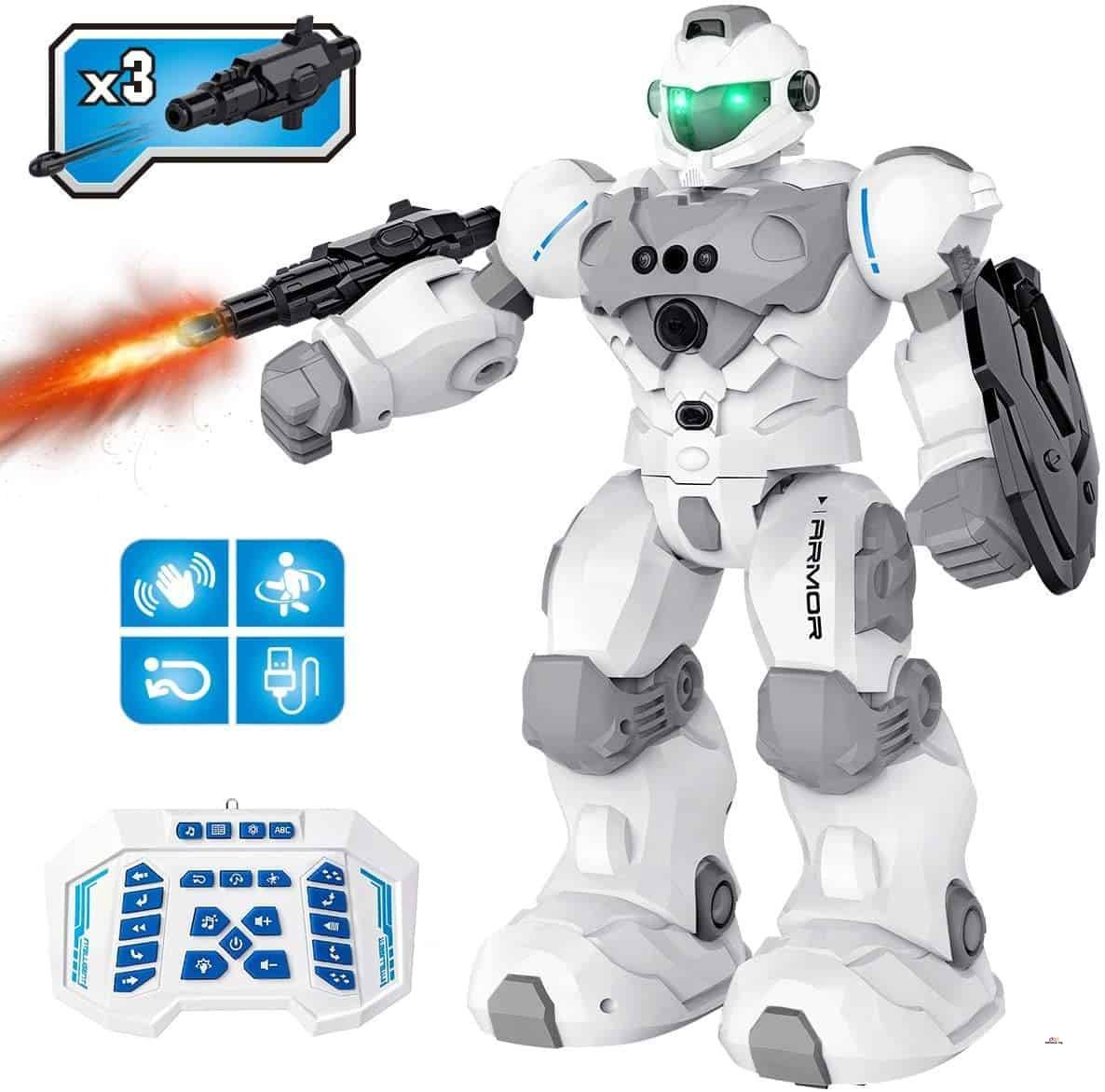 Small Product image of Combat Programmable Interactive Robotic for Kids