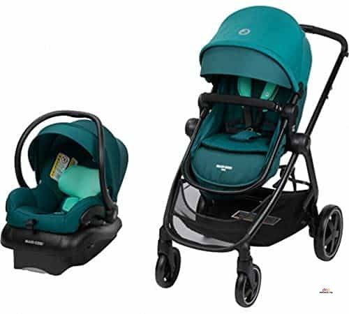 Product image of Maxi-Cosi Zelia 5-in-1 Modular Travel System