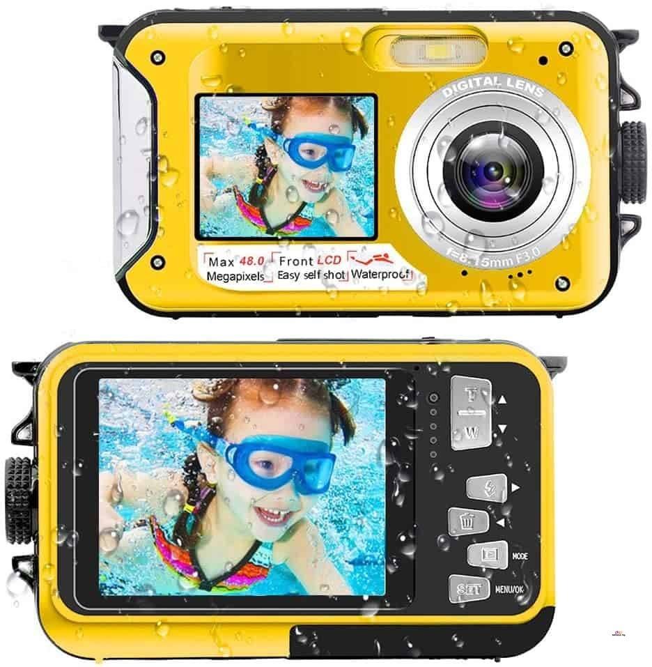 Product image of Underwater Waterproof Kids Camera