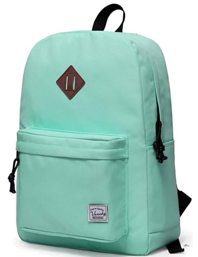 Small Product image of VASCHY Classic Lightweight Backpack for School