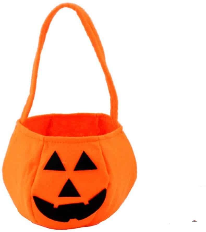 Product image of Halloween Trick-or-Treat Candy Bag