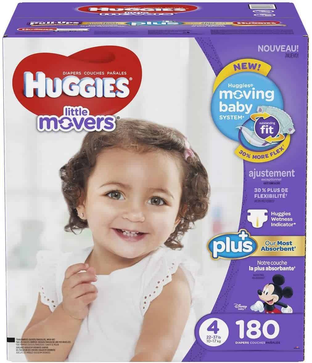 Small Product image of Huggies Little Movers