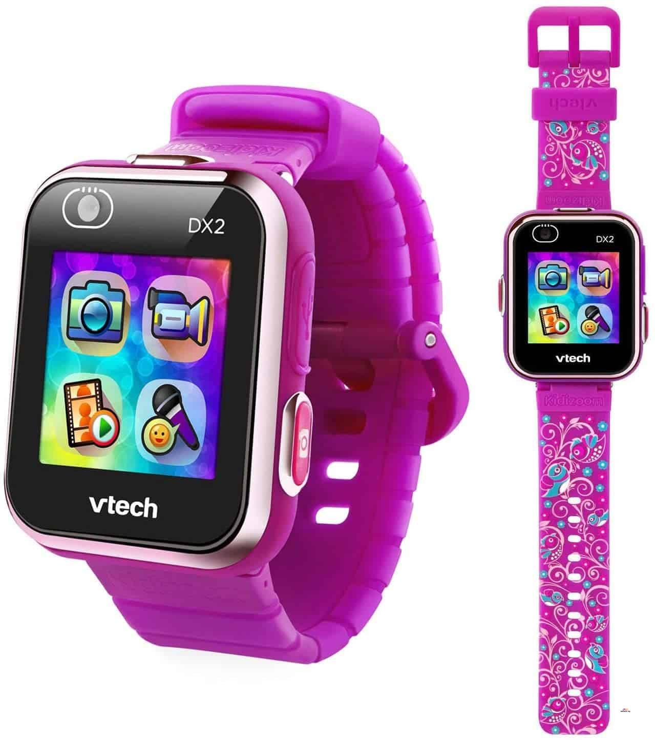 Small product image of VTech Kidizoom Smartwatch DX - Purple