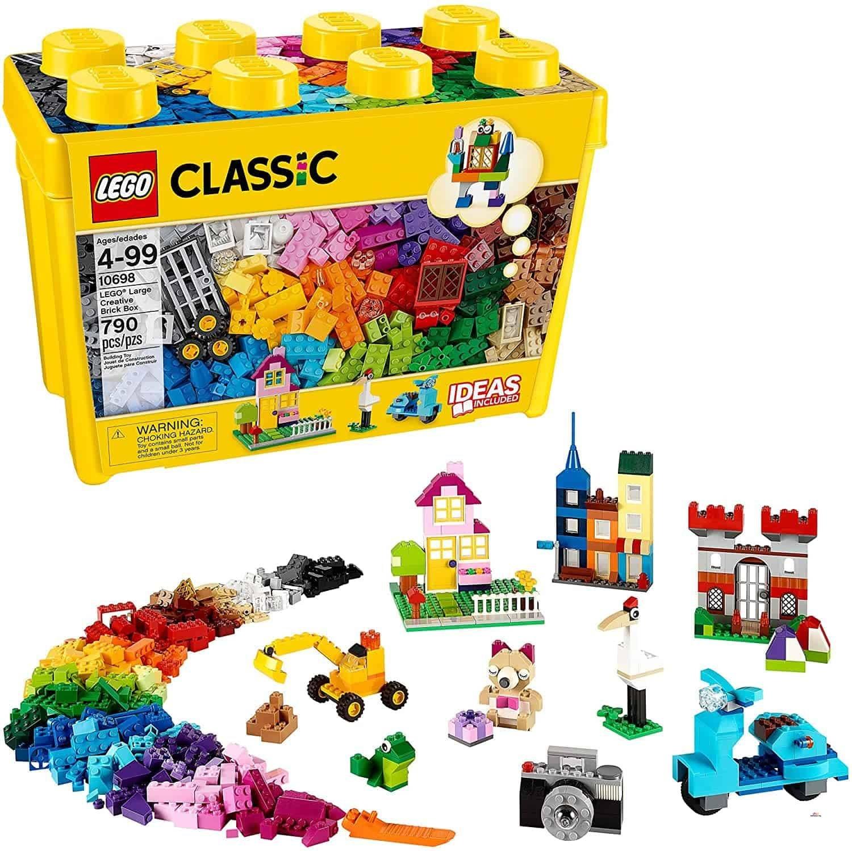 Product image of LEGO Classic Quad Pack 66554