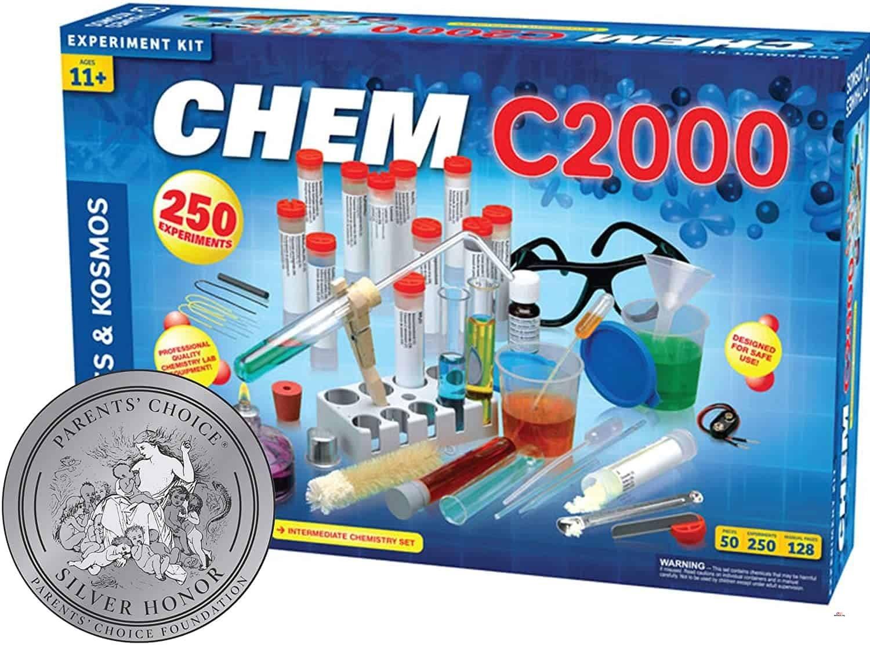 Small product image of Thames & Kosmos Chem C3000 (V 2.0)