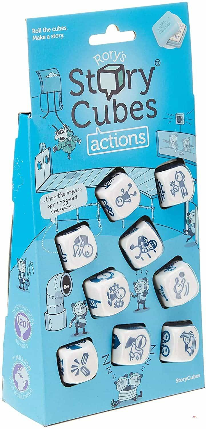 Small product image of Gamewright Rorys Story Cubes