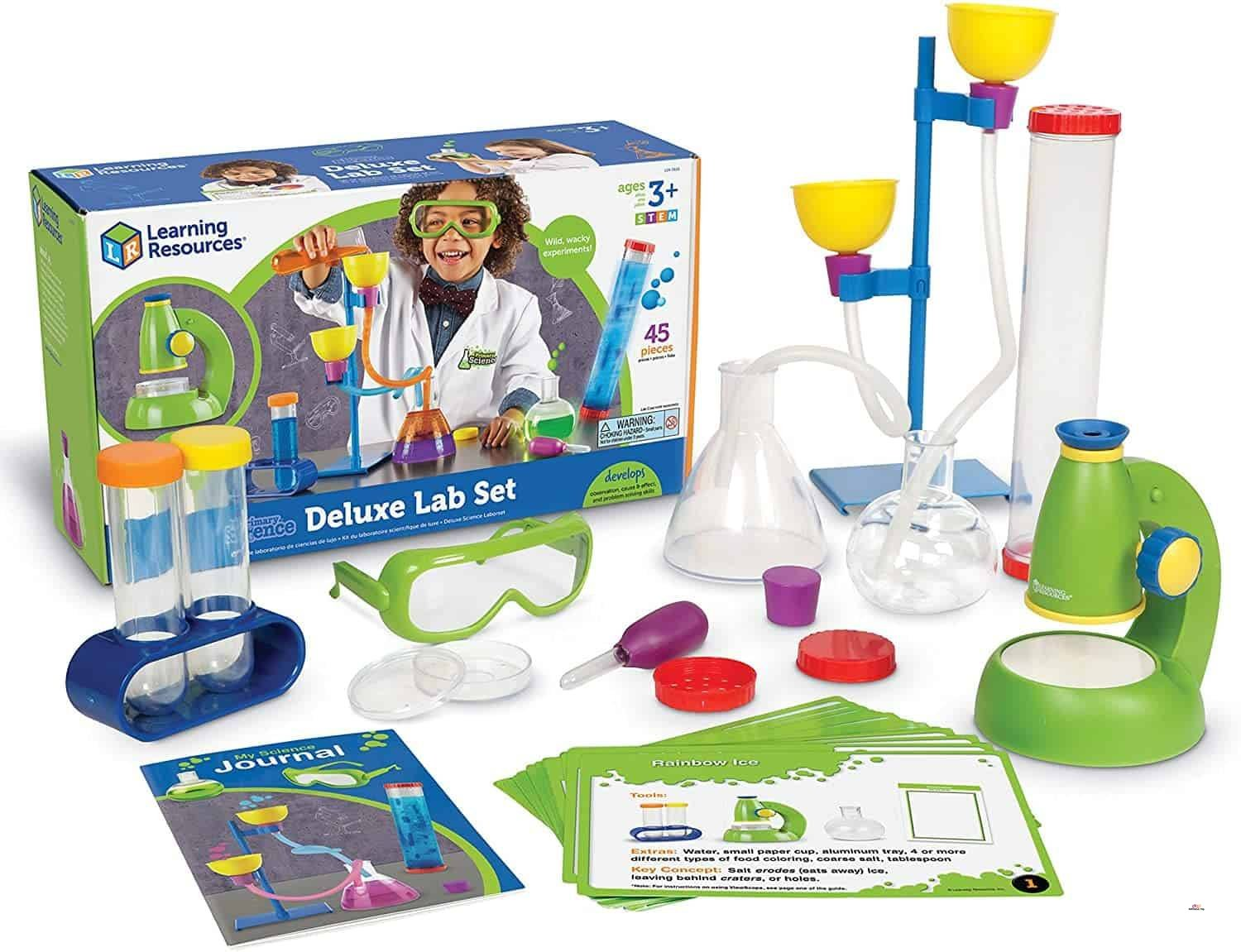 Product image of Learning Resources Wow & Wonder STEM Science Set