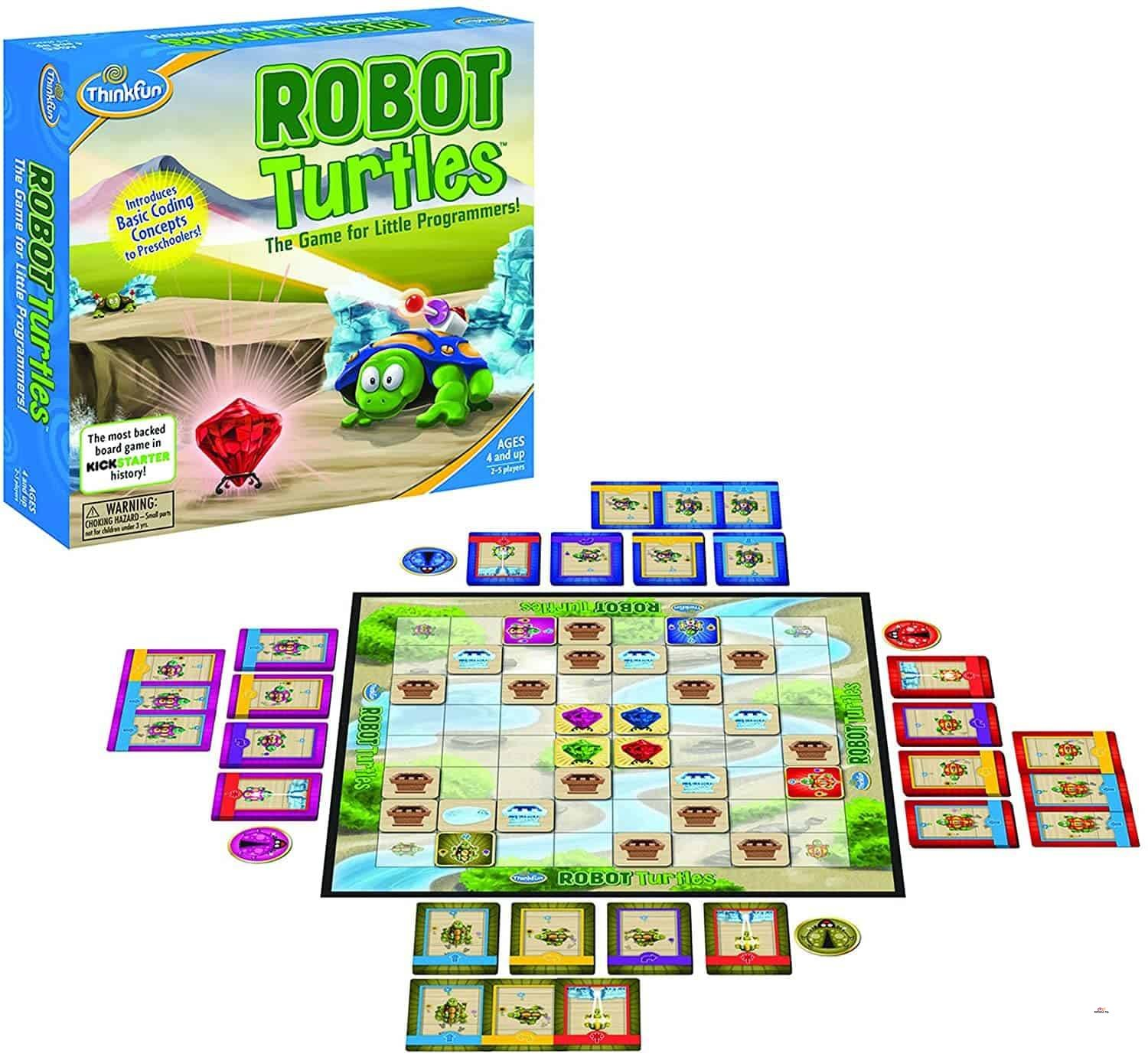 Product image of Primo Toys 1 Cubetto Playset